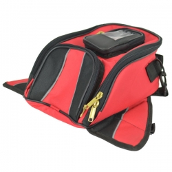 Magenetic Tank Bag - Red