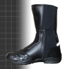 Streetz Grand Touring Boot - Black Motorcycle Boots